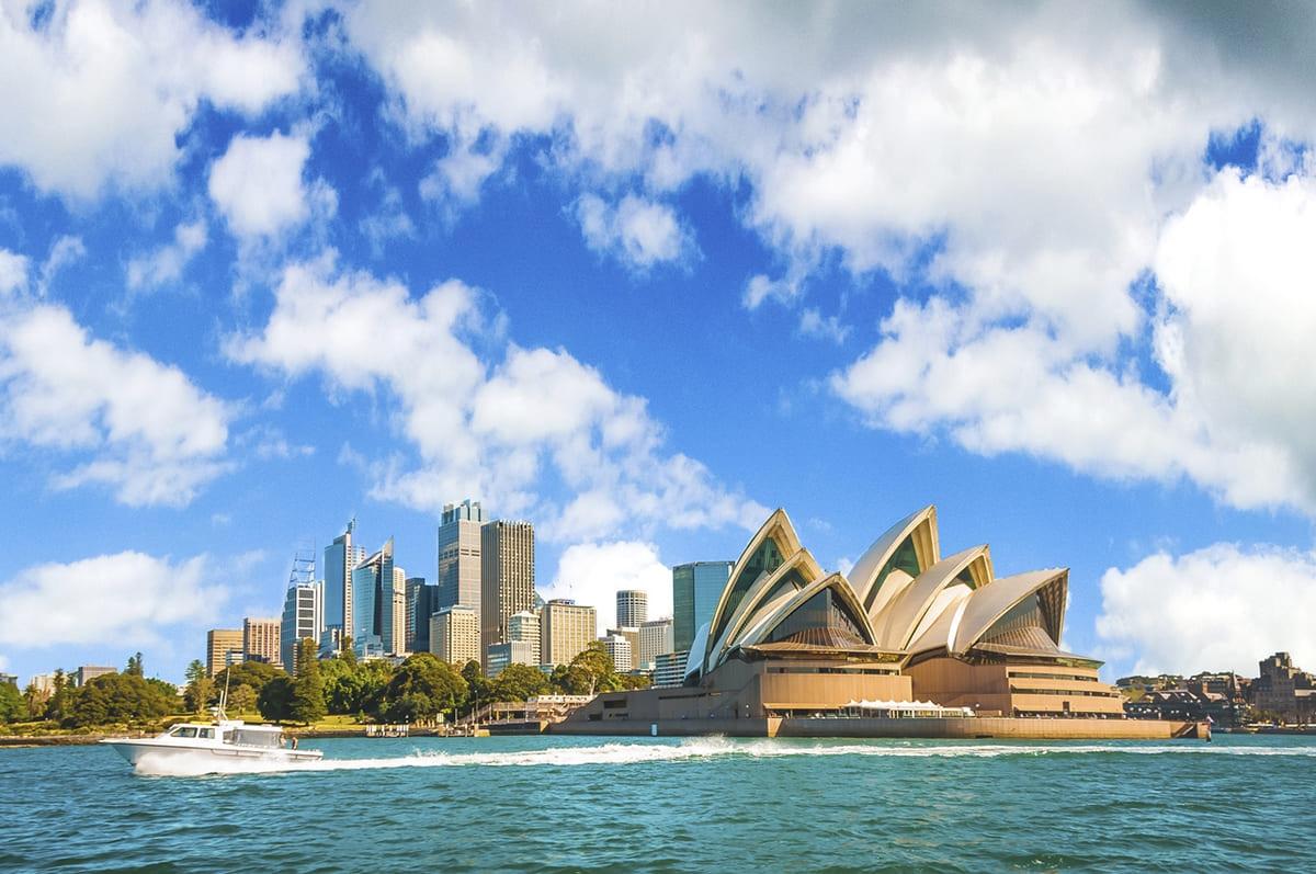 澳大利亚 航空券