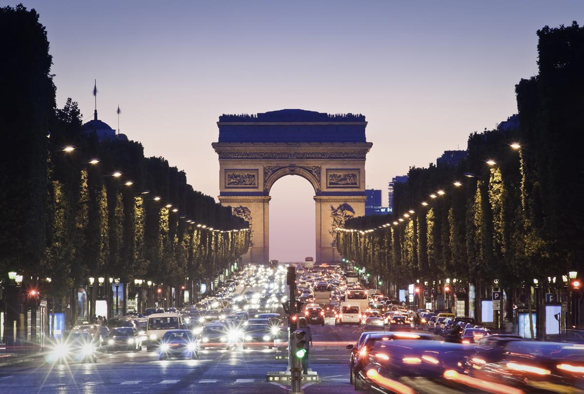法国 航空券
