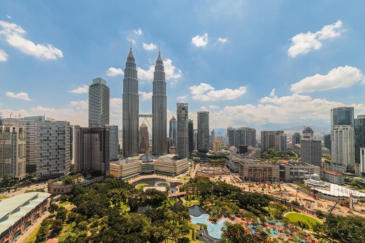 马来西亚 航空券