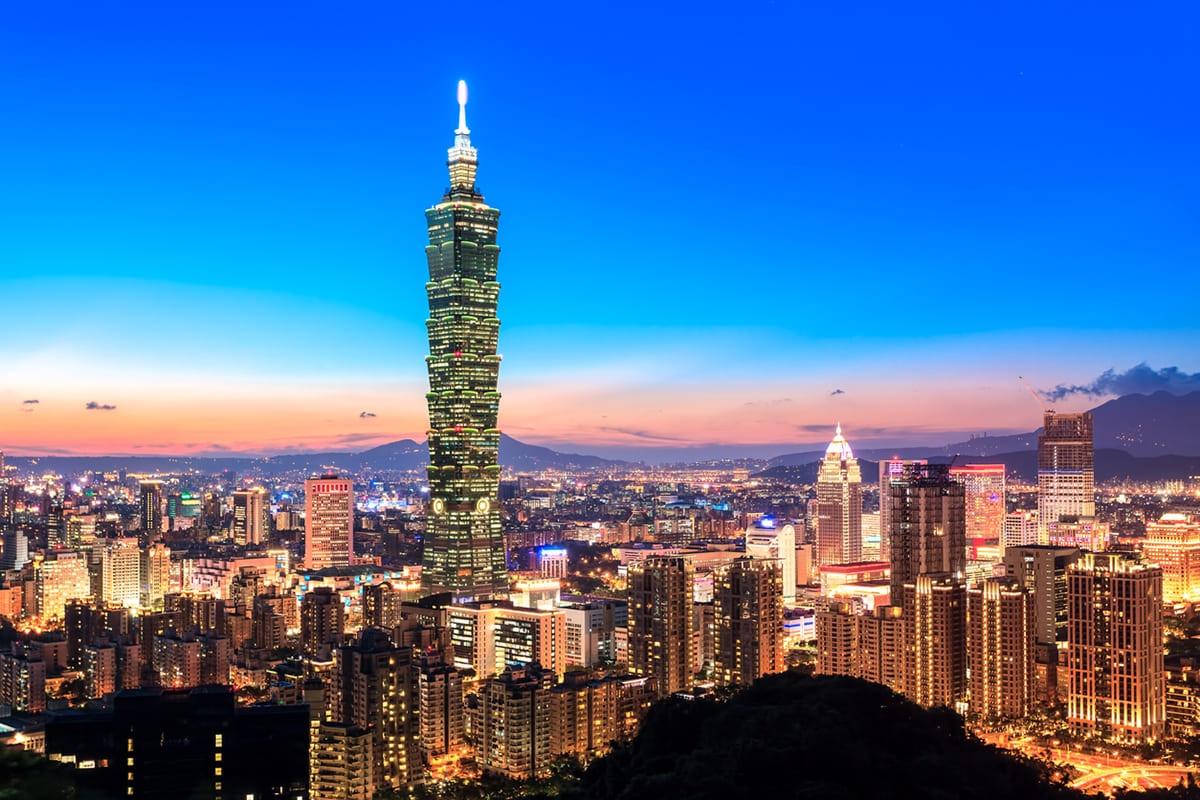 台湾 航空券