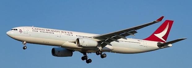 国泰港龙航空